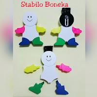 Stabilo Boneka
