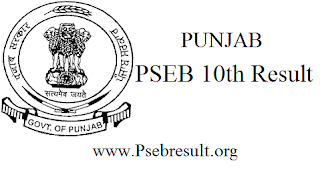 PSEB 10th Result 2016