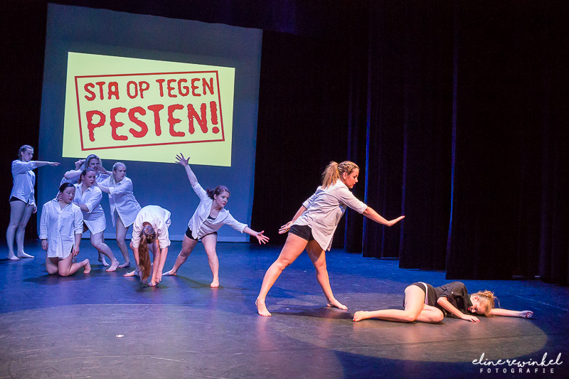 Theaterfotografie, Basics Dance Studio