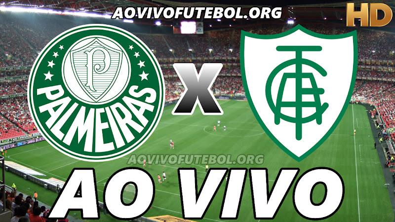 Palmeiras x América Mineiro Ao Vivo Hoje em HD