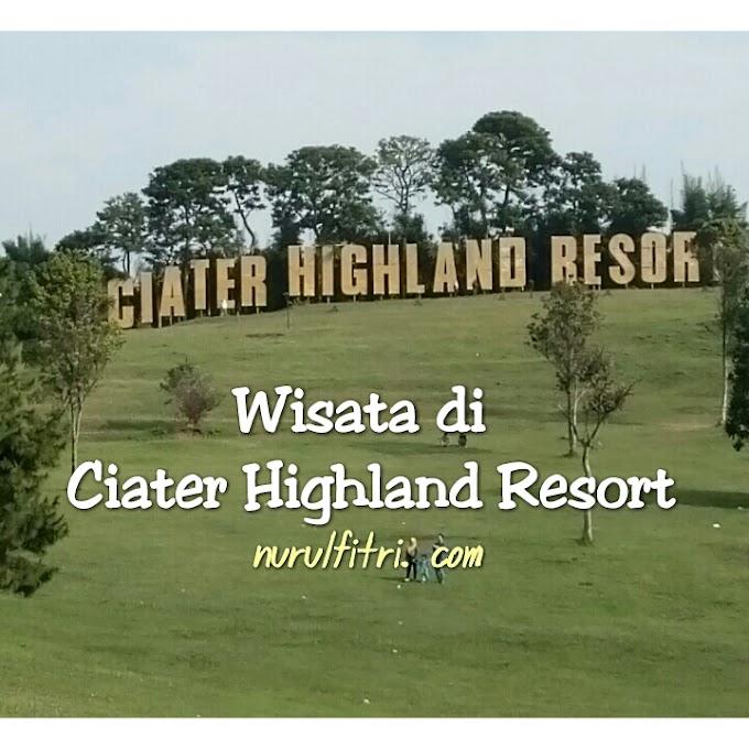 Wisata di Ciater Highland Resort