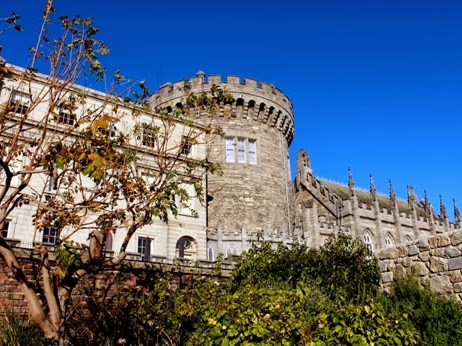 Ireland: Dublin Castle and Kilmainham Gaol
