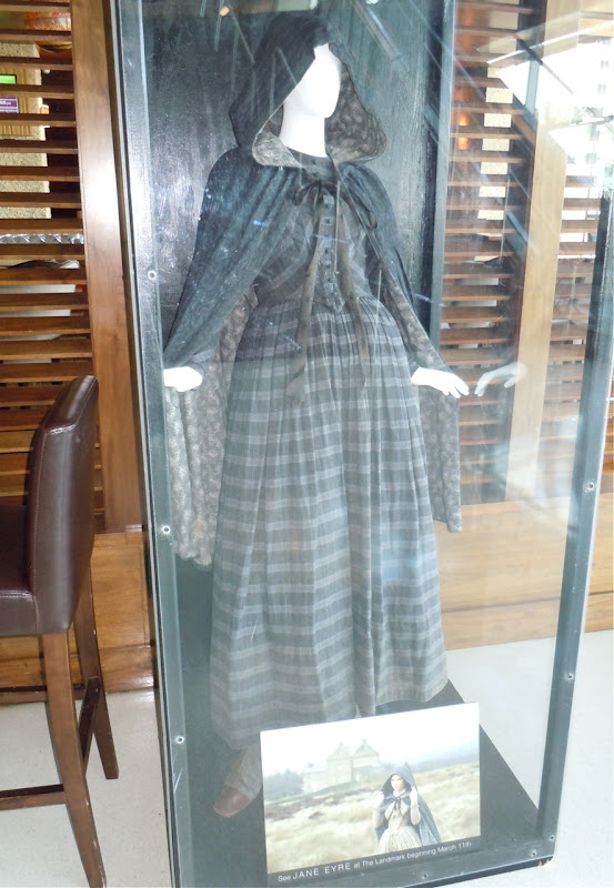 Jane Eyre Mia Waskowska movie costume