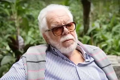 O autor Manoel Carlos, de 86 anos. Foto – Globo.