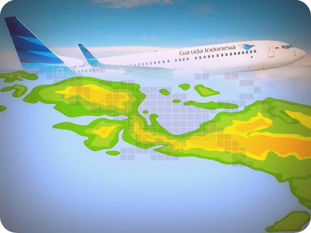 Garuda Indonesia Aktifkan Penerbangan Harian Ambon-Sorong