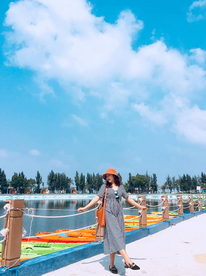 Khu du lịch Cửa Biển Quy Nhơn điểm đến chưa bao giờ hết hot
