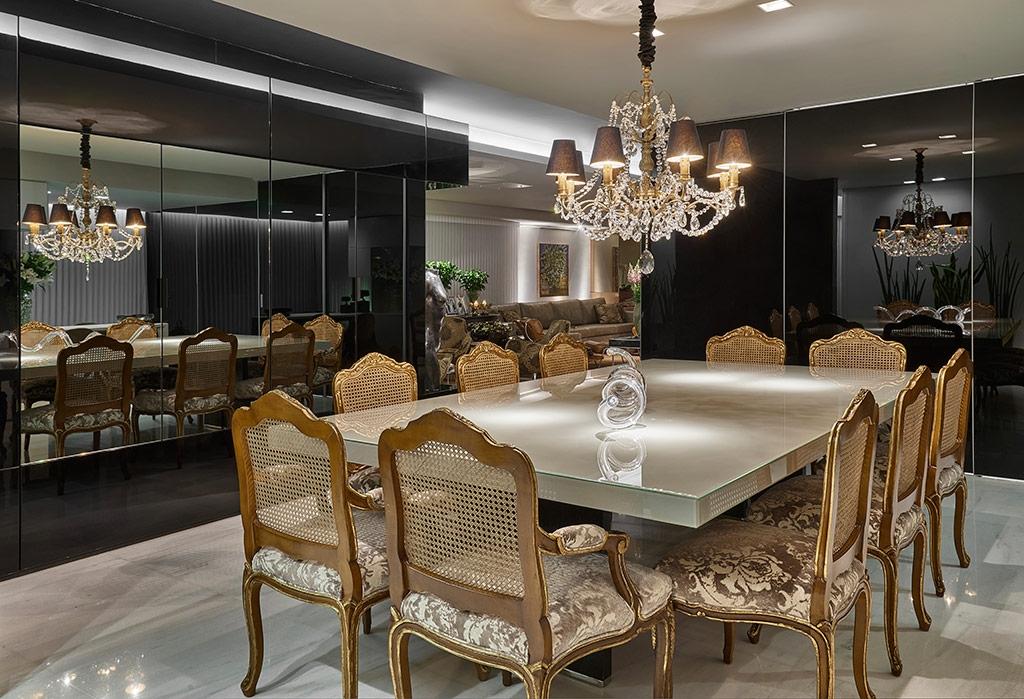 Sala De Estar Integrada Com Jantar ~ Sala de jantar e cozinha integradas!  Decor Salteado  Blog de