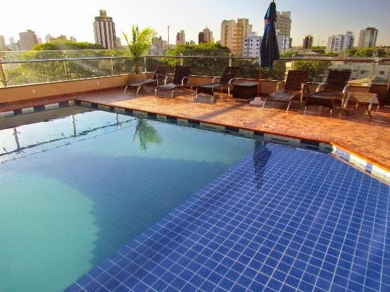 Wanderlust Chloe - Chloe Gunning - Iguazu Falls Hotel Del Rey