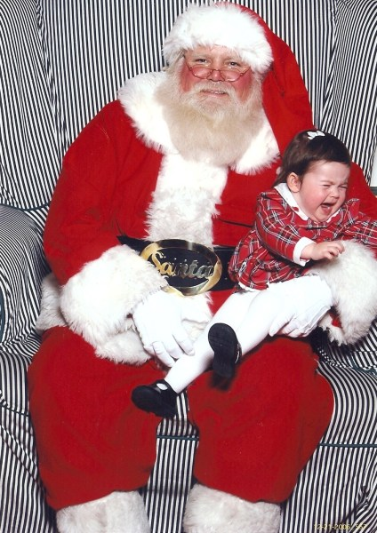 Funny Image Collection Funny Santa Claus Pictures