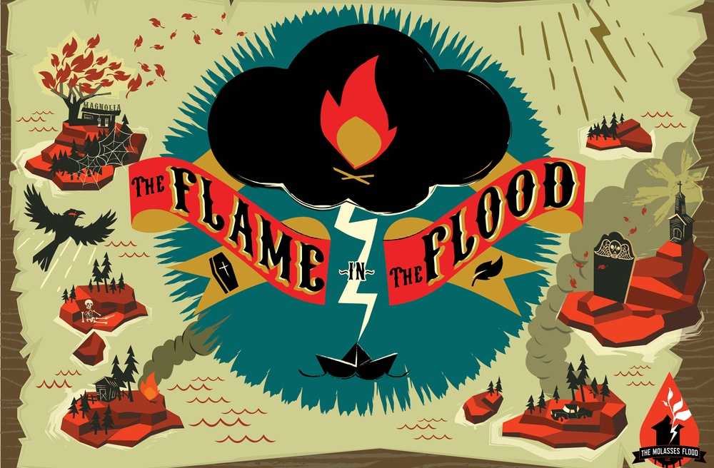 The Flame in The Flood Download Poster