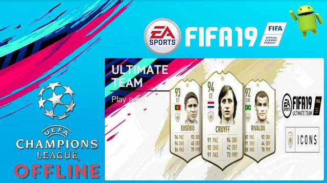 تحميل لعبة FIFA 19 for Android Offline Mod Mod