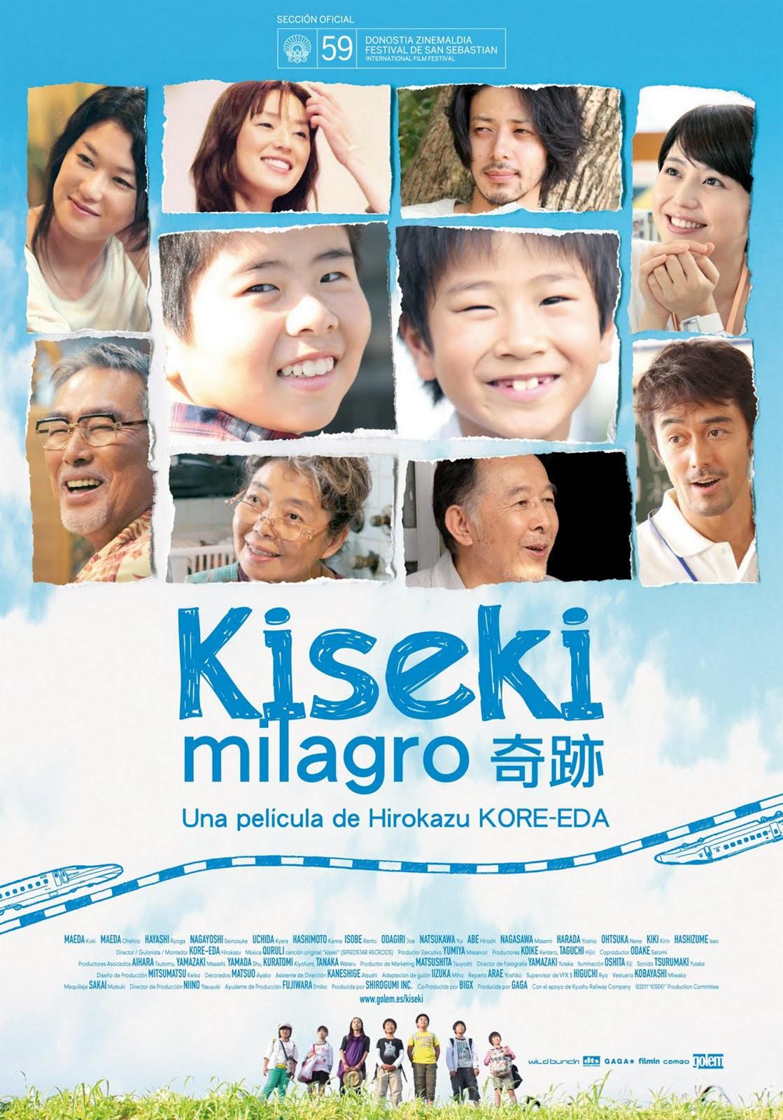FILMIN - Página 10 Kiseki_poster