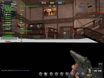 Indo's Cit Pointblank