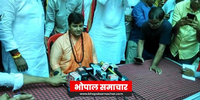 मानवाधिकार आयोग ने मेरी यातनाओं की जांच नहीं की क्योंकि मैं हिंदू थी: प्रज्ञा ठाकुर   NATIONAL NEWS