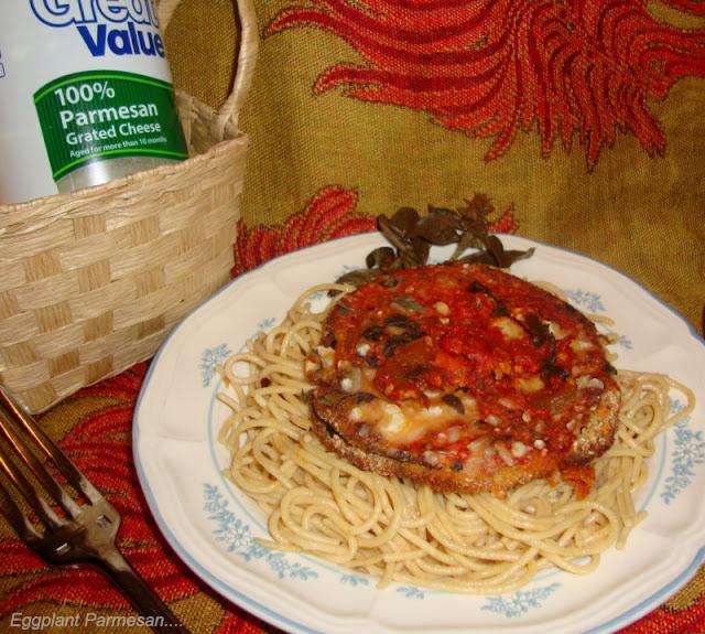 images of Eggplant Parmesan / Baked-Eggplant Parmesan / Eggplant Parmigiana Recipe