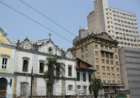 Sao Paulo - city center - Brazil