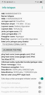 Lock Sinyal 4G LTE VIVO