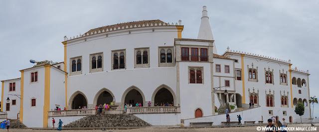 Qué ver en Sintra. Visita de un día. Palacio Nacional de Sintra