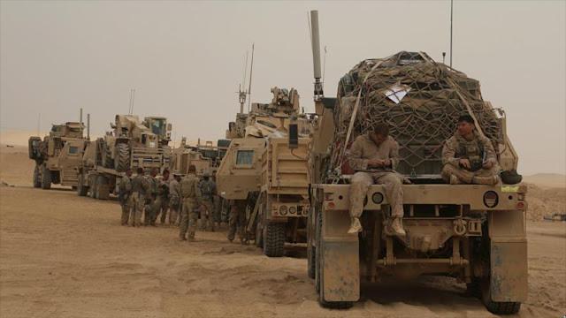 EEUU retira de Siria 400 marines, pero mantiene otras fuerzas