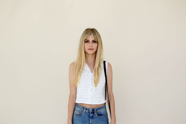 Carlson Young At Bloody Weekend Convention In Sao Paulo - HDPhotos