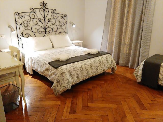 Villa Borghese Guest House eleganza e confort