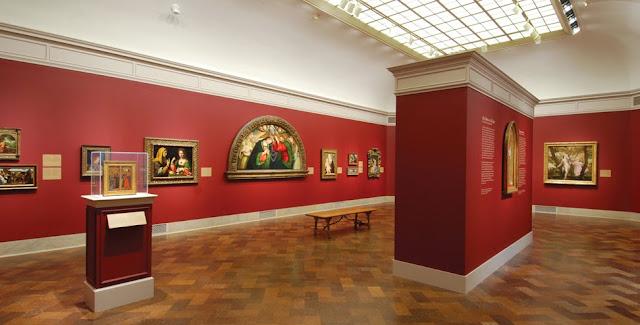 Obras de arte no San Diego Museum of Art
