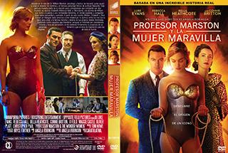 Profesor Marston y la Mujer Maravilla