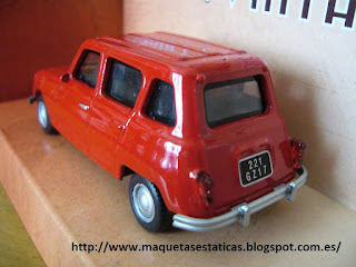 model car diecast Renault