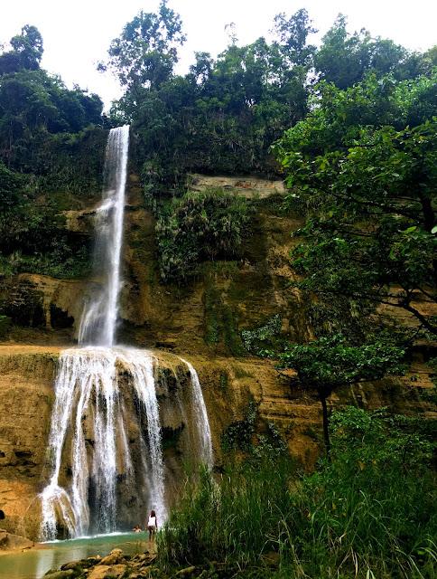Can-Umantad Falls - Candijay, Bohol