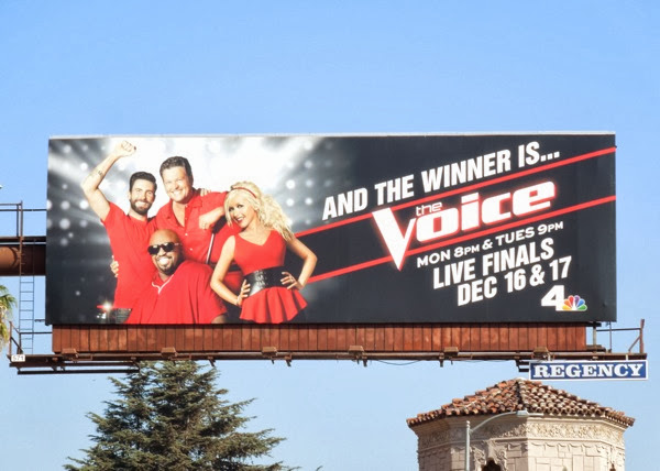 Voice season 5 live finals billboard