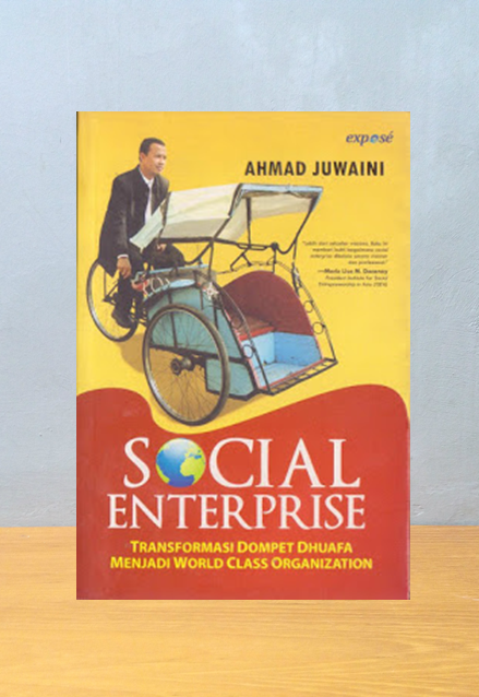SOCIAL ENTERPRISE, Ahmad Juwaini