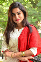 Telugu Actress Vrushali Stills in Salwar Kameez at Neelimalai Movie Pressmeet .COM 0129.JPG