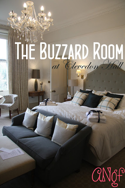 The Buzzard Room at Clevedon Hall Review from Anyonita Nibbles Gluten Free