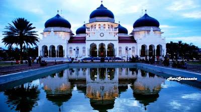 Masjid Baiturahhman