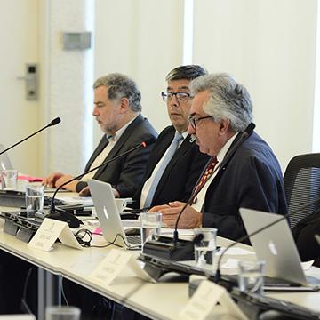 Consejo Superior Universitario aprueba nuevos programas y presupuesto para 2018