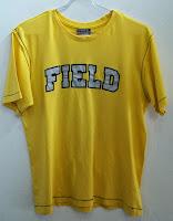 camiseta Fluor tamanho M