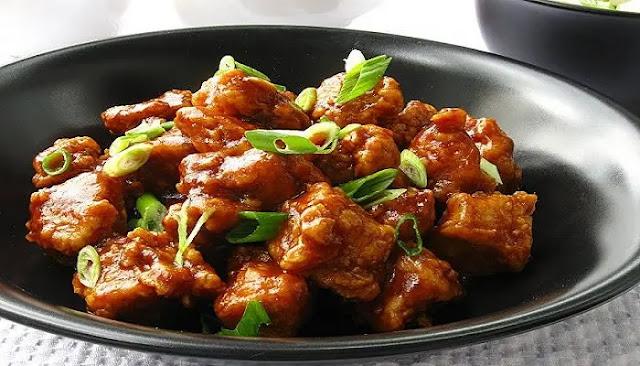 Pollo del general Tso