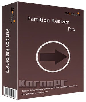 IM-Magic Partition Resizer Pro 2.5.0 + Key
