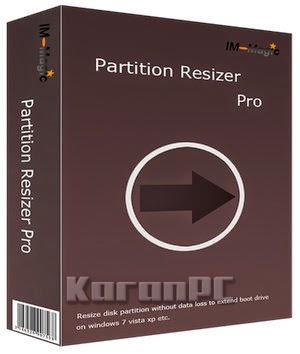 IM-Magic Partition Resizer Pro 2.5.0 + Key