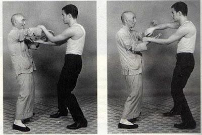 Latihan Wing Chun Untuk Kaki