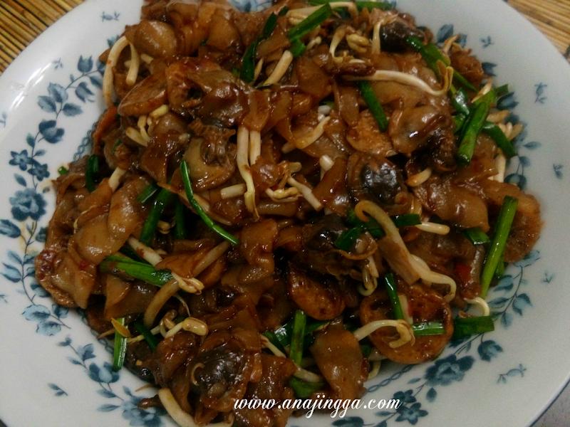 Mengidam Kuew Teow Kerang