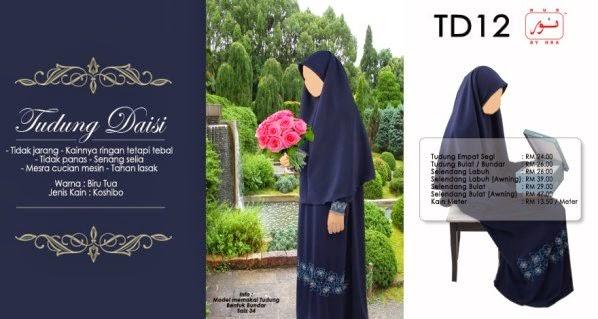 warna hitam jubah muslimah online