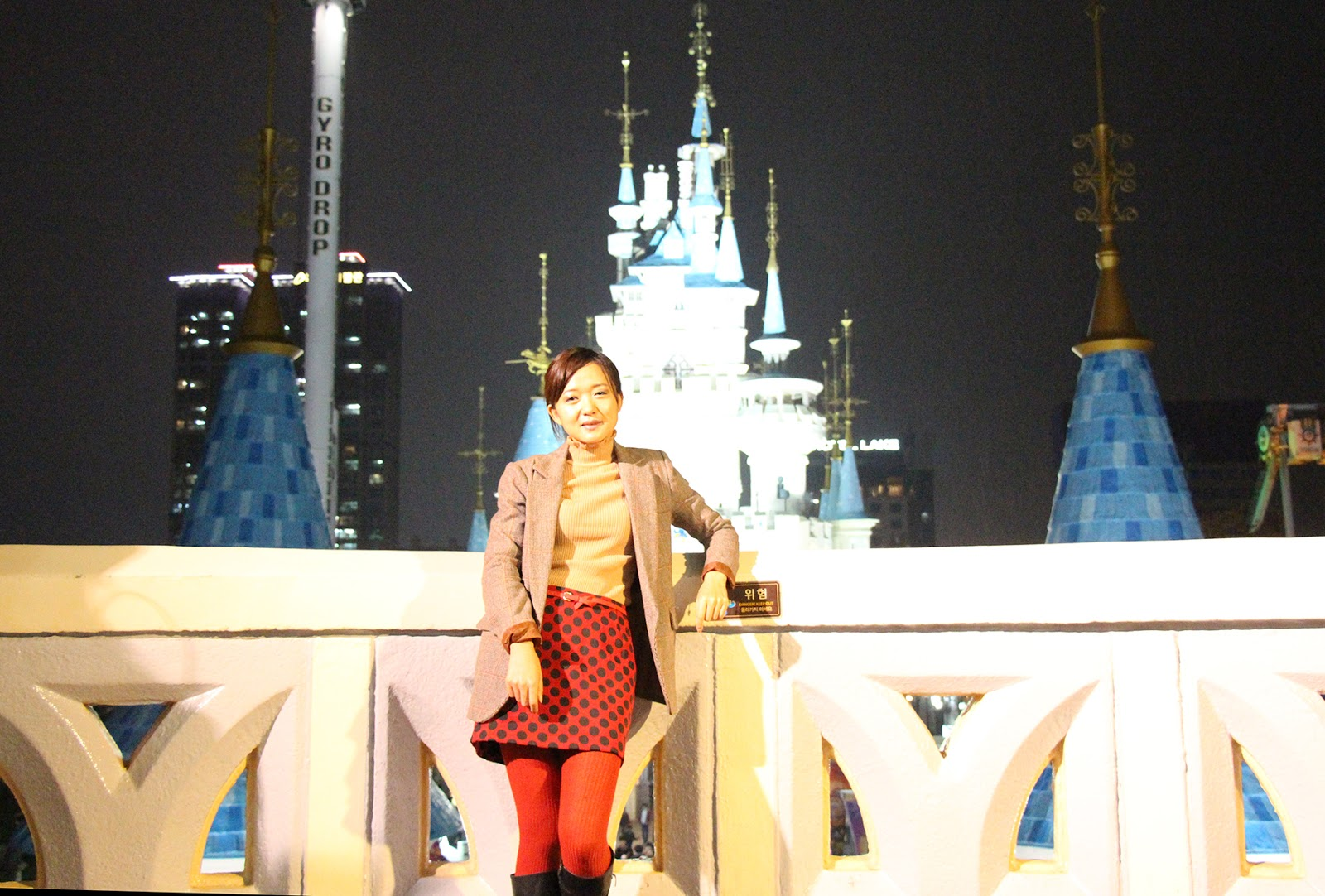 twiggy, lotte world, south korea, blogger, halloween, halloween party, 60th, хэлоувин, твигги
