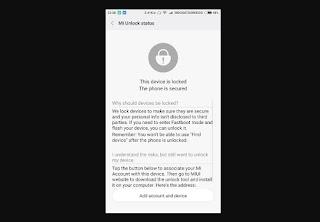 Cara Cek Status Unlock Bootloader (UBL) Di HP Xiaomi Tanpa PC