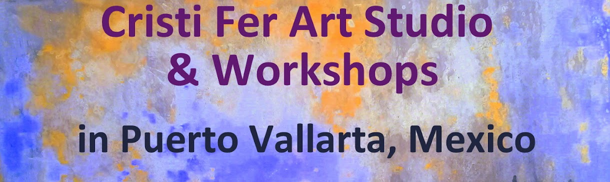 Cristi Fer Art Studio and Workshops in Puerto Vallarta, Mexico