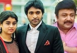Vikram Prabhu Family Photos – Tamil Actor Vikram Prabhu Family & Friends