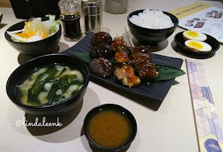 Restoran Jepang Robaa Yakitori