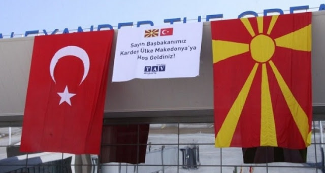 Turkey supports Macedonia's NATO and EU membership in any situation