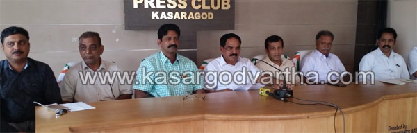 Merchants association press meet conducted, Kasaragod, News, Press meet, Merchant-association, KVVES.