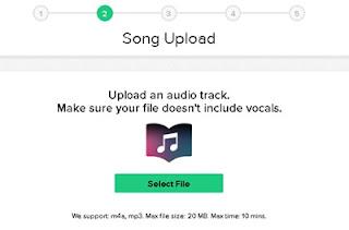 Cara Upload Lagu & Lirik Di Smule Sing! Karaoke